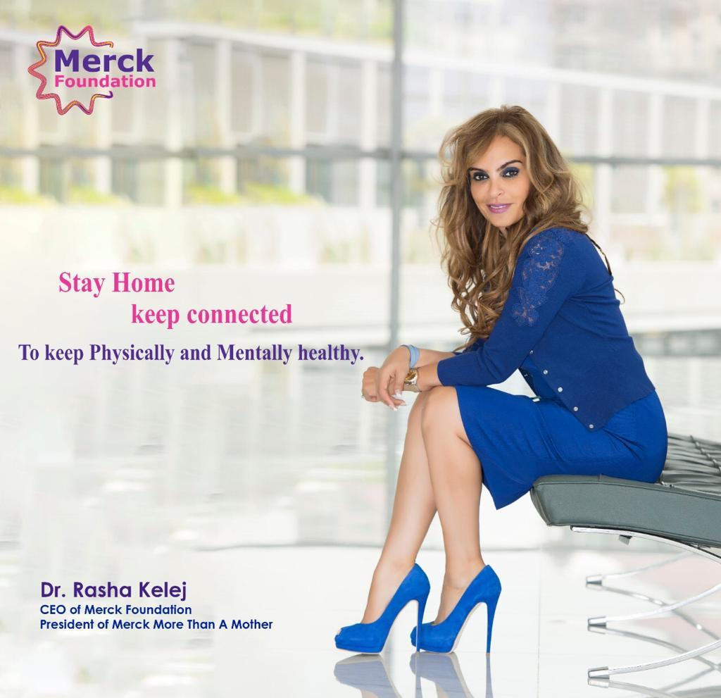 I truly believe that Media plays a crucial role in educating and sensitizing our communities about health and sensitive issues such as COVID-19, therefore, through the awards, we are recognizing the distinguished reportage and the exceptional work of journalists who frequently covered this topic in their countries, says Dr Rasha Kelej,CEO of Merck Foundation