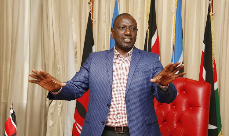 DP William Ruto will not go down without a fight