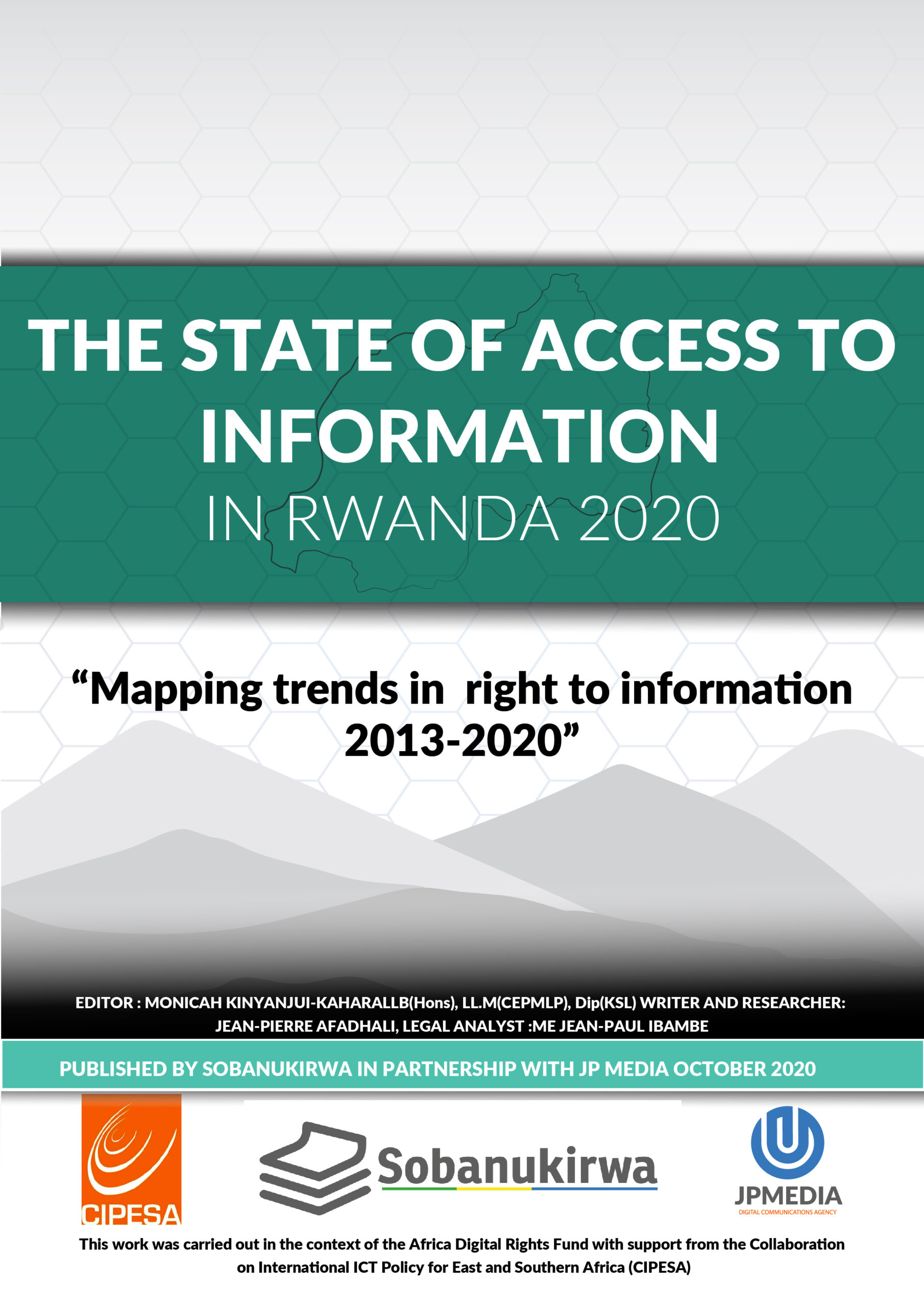 Access to the information