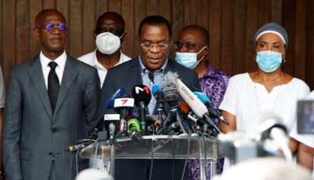 Ouattara's reelection was marred by several irregularities from ballot stuffing to outright attacks and assassinations perpetrated against opposition supporters, says the newly minted opposition coalition