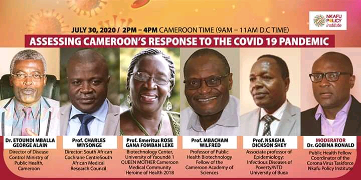 The Foundation has been a leading voice on COVID 19 themed initiatives