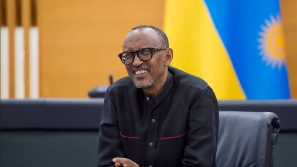 We have no problem; we spy like other countries do and personally I spend a lot of money on it,says President Kagame