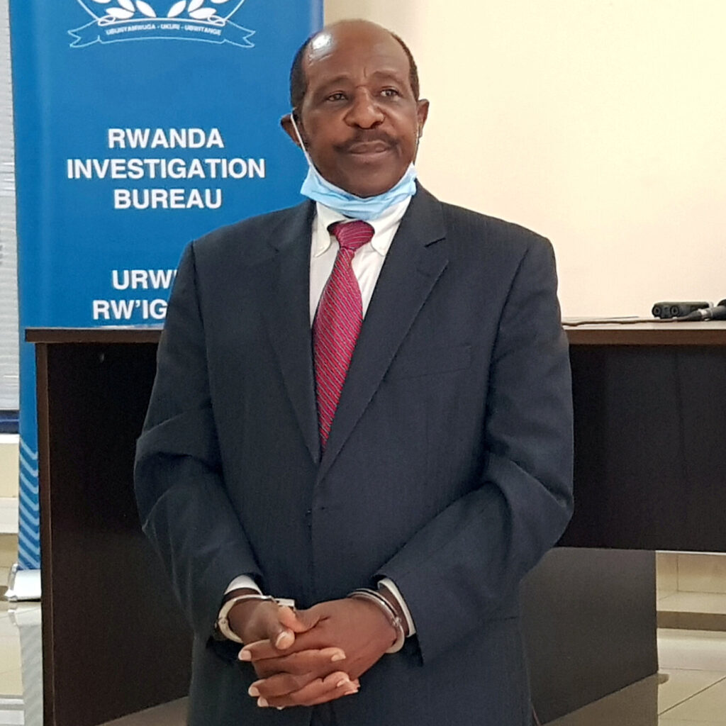 Paul Rusesabagina , a well known government critic is now standing trial in Rwanda