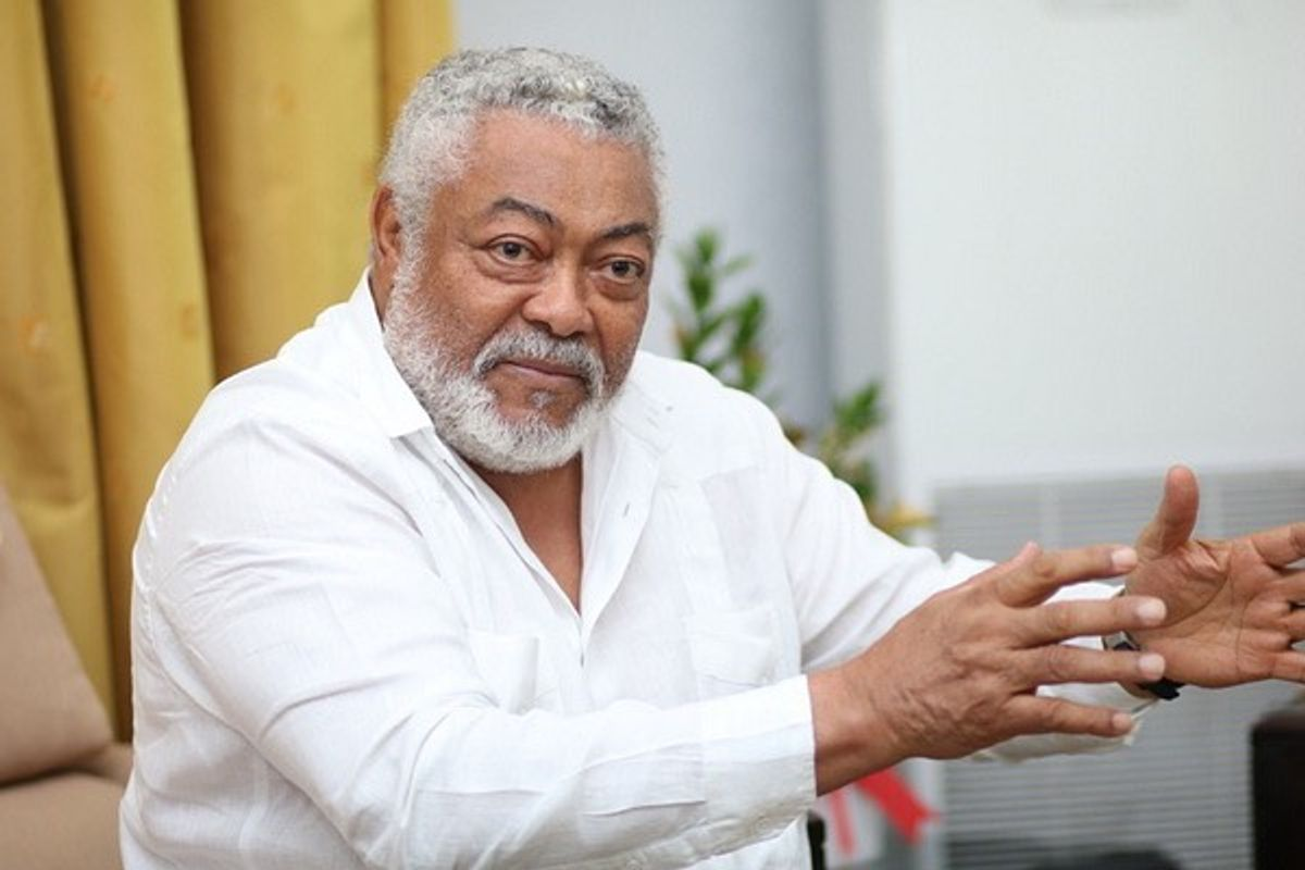 Africa lost one of its venerated elder statesmen in Jerry Rawlings