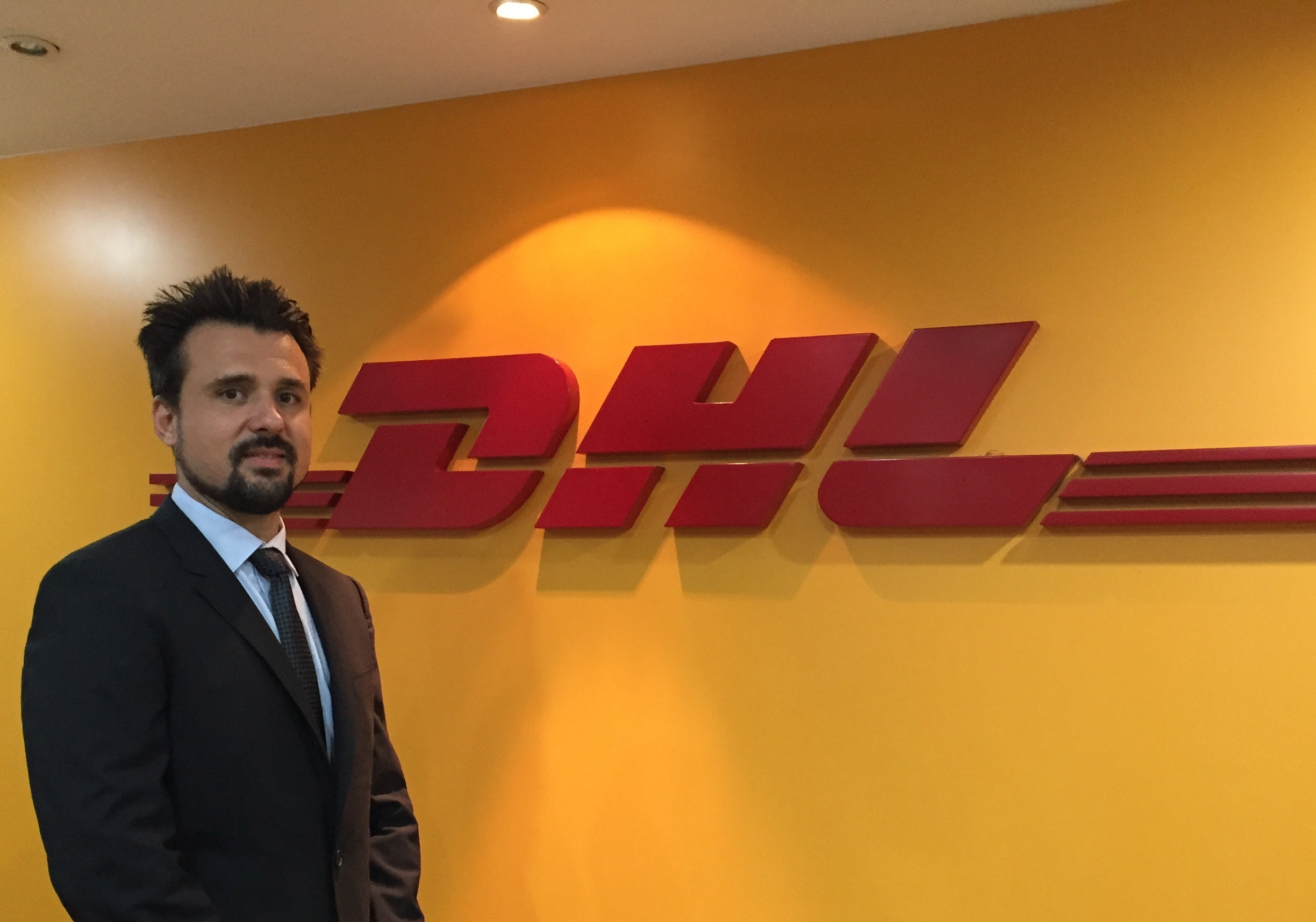 Clement Blanc, Managing Director, DHL Global Forwarding, South Africa