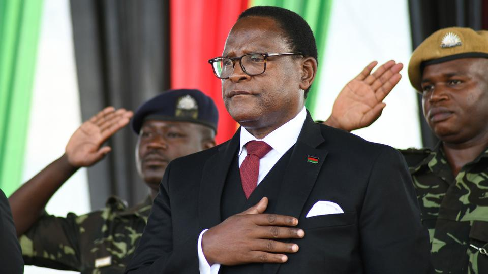 President Chakwera has directed a three day national mourning period.