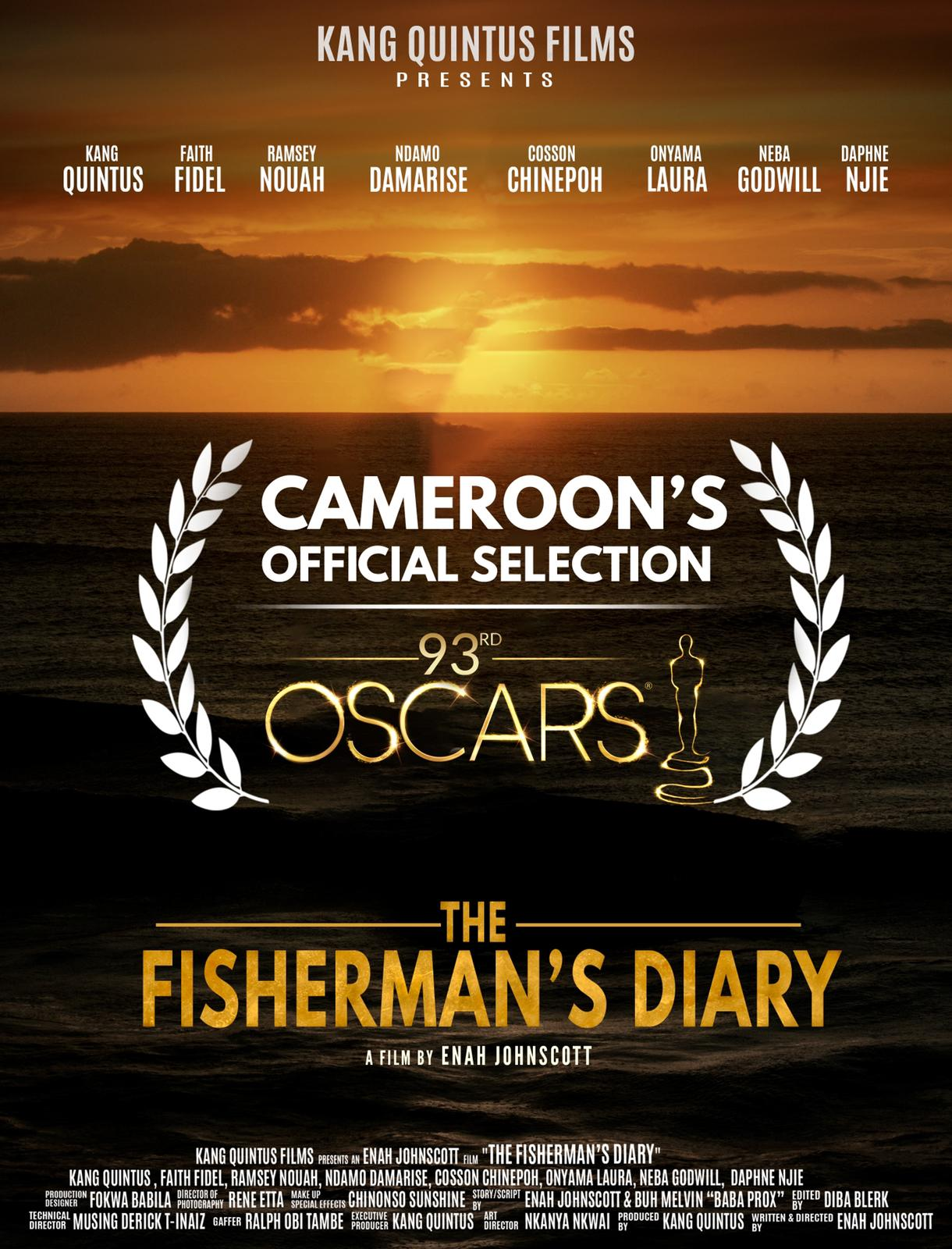 Cameroonian Movie The Fisherman's Diary picks up from where it left in 2020