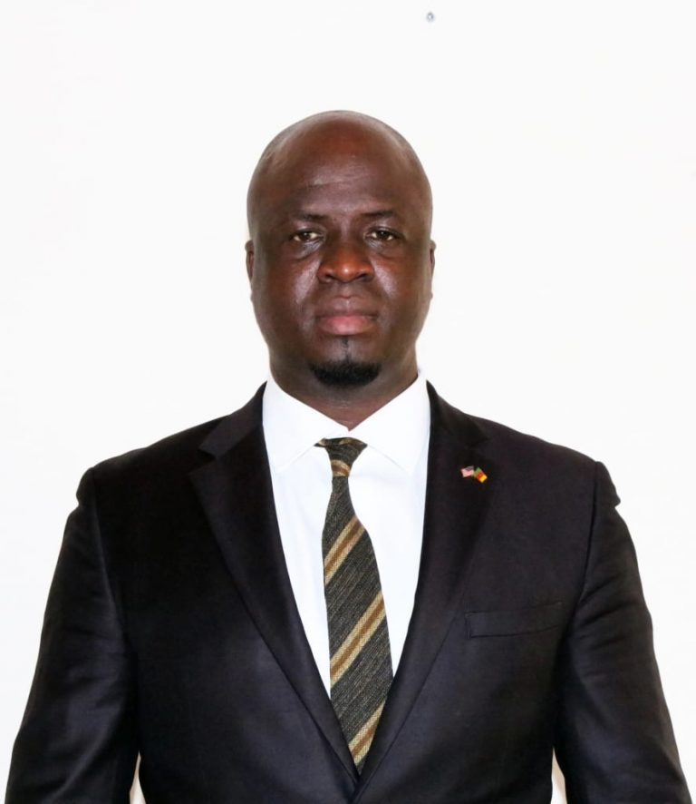 Dr. William Hermann Arrey, outgoing CEO of D&L Foretia Foundation