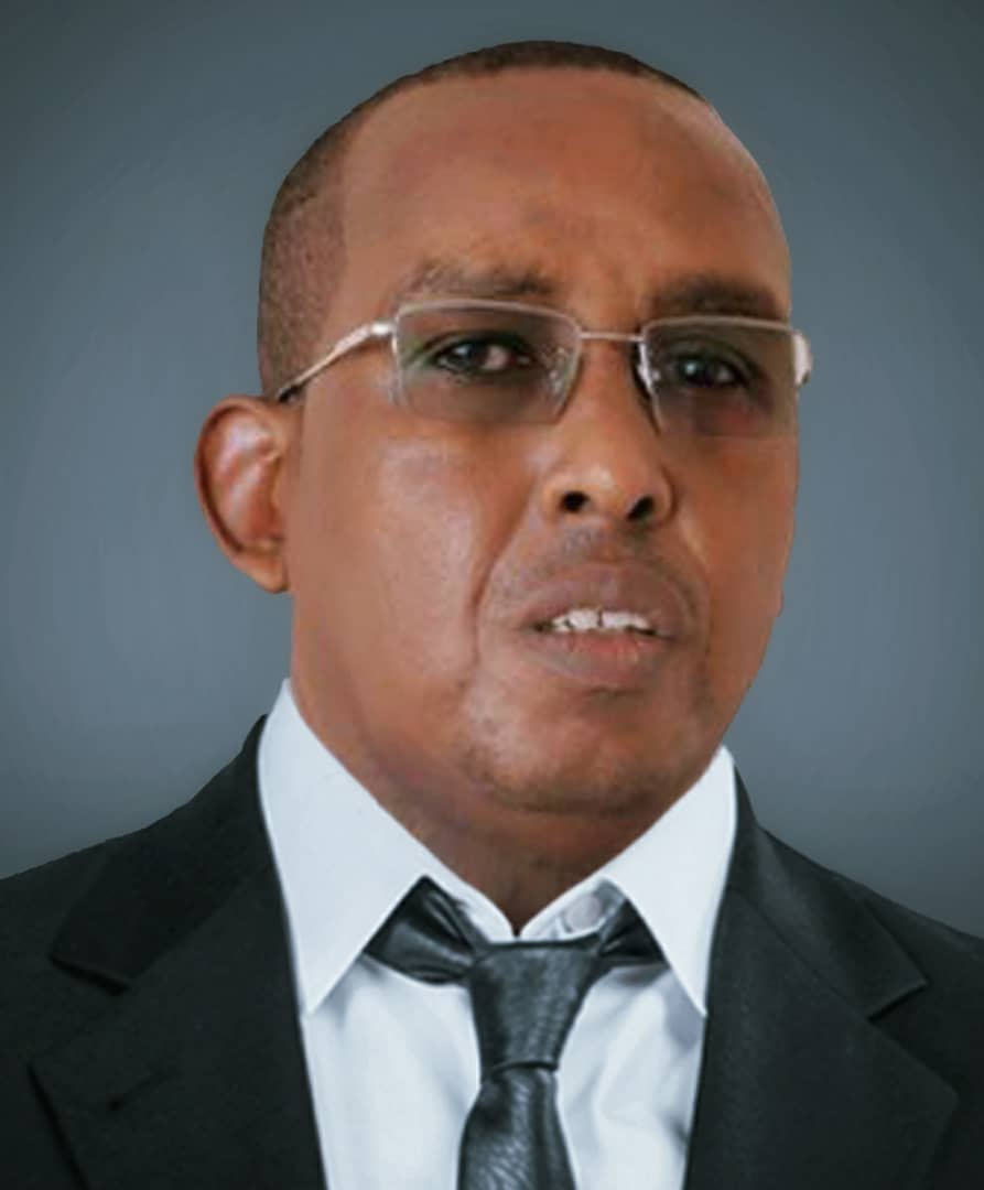 Moalimmu,Vice President CAJ,East African Region and Spokesman Somali Government