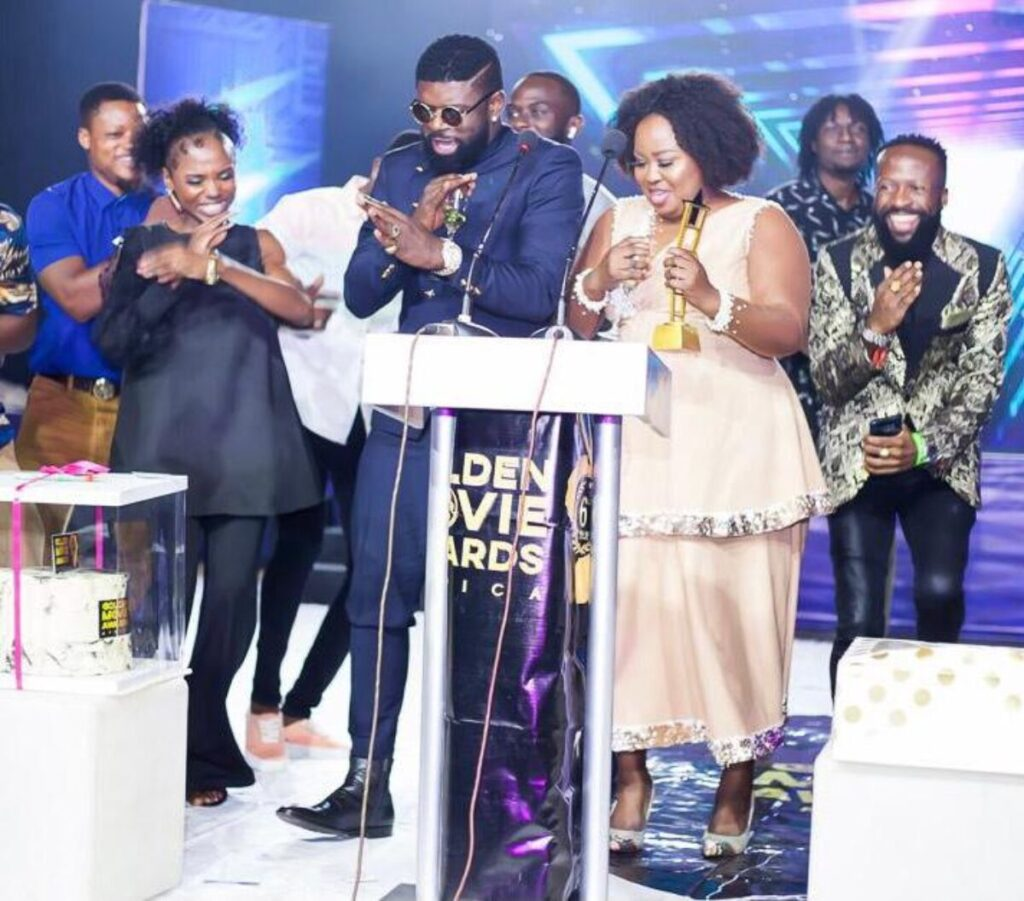The movie fronted by Kang Quintus and Faith Fidel has won big at the Golden Movie Awards in Ghana and the African Movie Academy Awards (AMAA) in Nigeria.