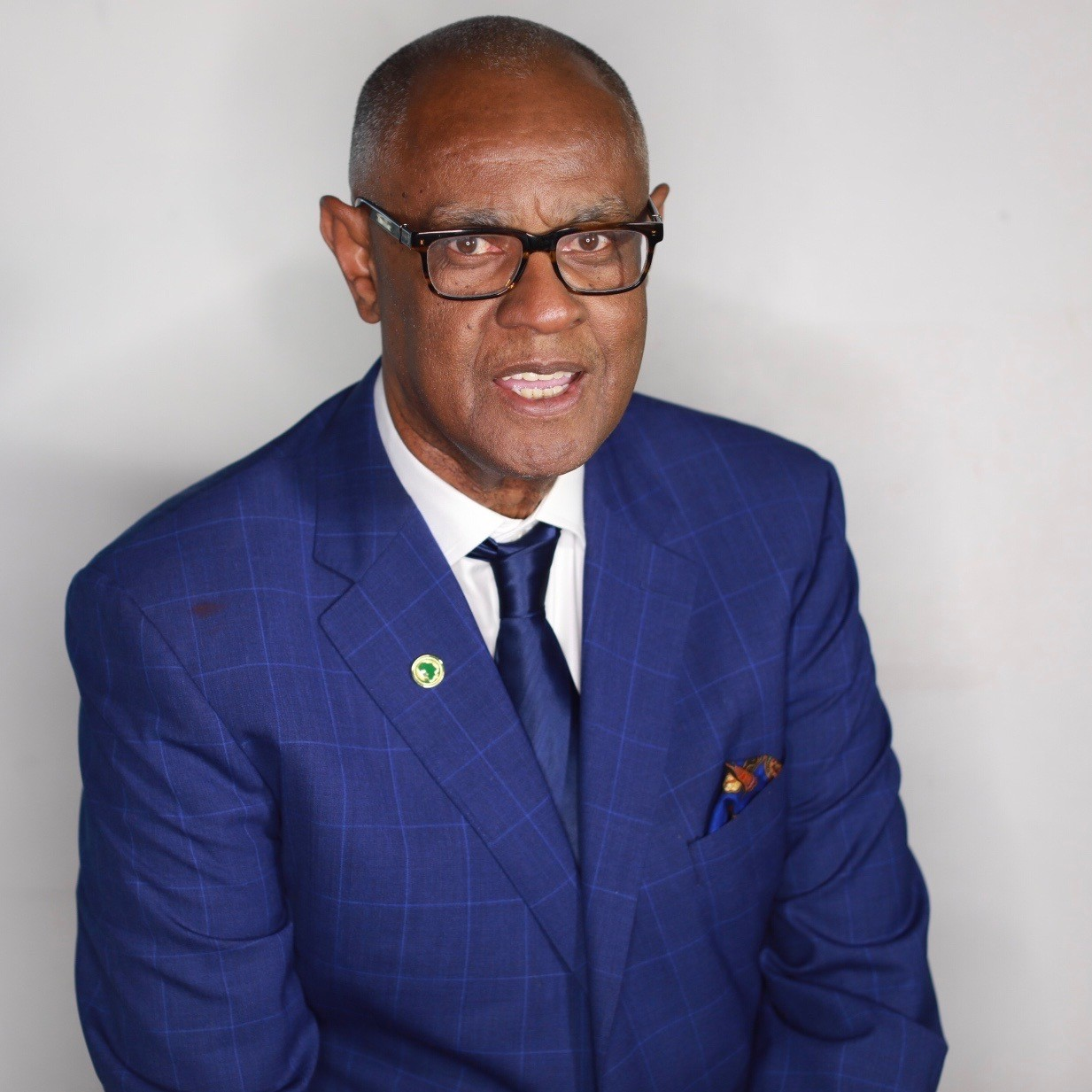 Melvin Foote is CEO & President of the Constituency for Africa