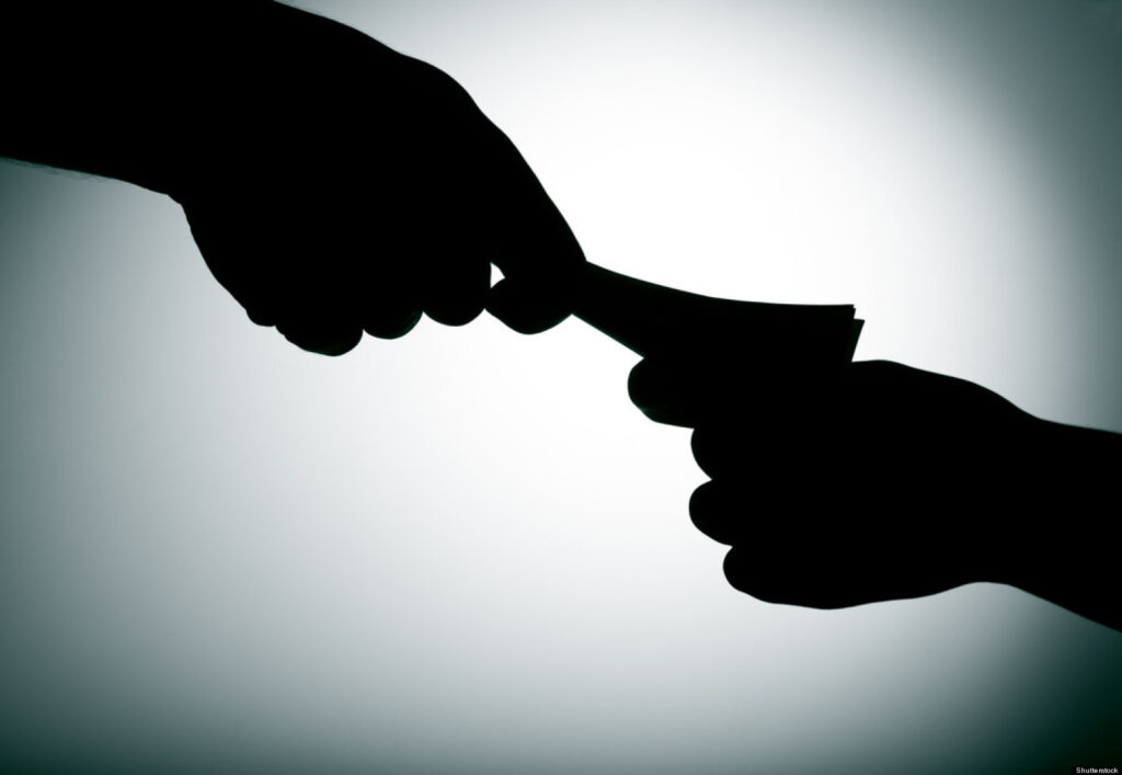 Rwanda Bribe Index reports that 19% of Rwandans offered or asked for bribe last year