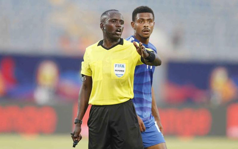 Dr. Peter Waweru, a lecturer at Jomo Kenyatta University of Agriculture and Technology will officiate as a central referee
