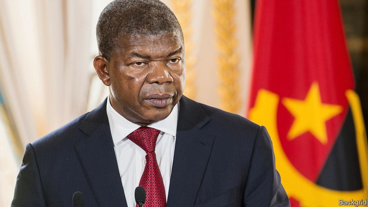 President Lourenço