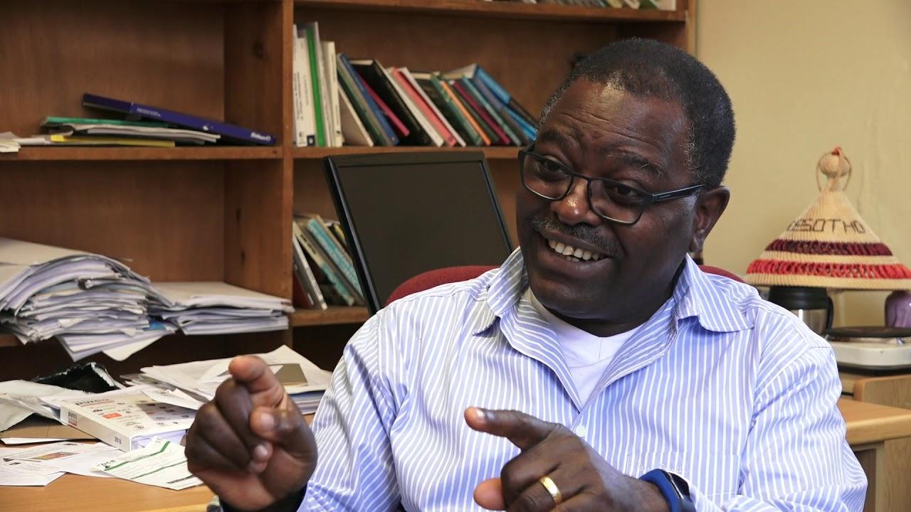 Prof Francis Nyamnjoh