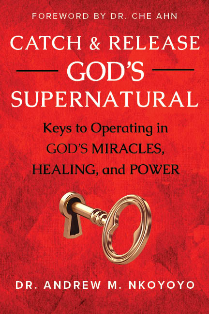In Catch and Realese, the reader will discover that the ability to access and operate in the supernatural power of God is something all believers have and can cultivate,says Dr Nkoyoyo.