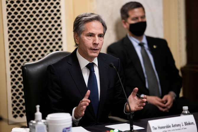 The Letter urges U.S Secretary of State Tony Blinken to mobilize international support to bring an end to the bloody armed conflict and humanitarian catastrophe.Photo credit Reuters