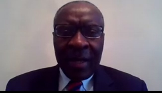 The UN and its various agencies have to step up and Speak out on the crisis ,says Dr Fomunyoh