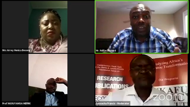 Experts share their opinions on the question Can the Anglophone Crisis in Cameroon be solved through a State-Centric Approach