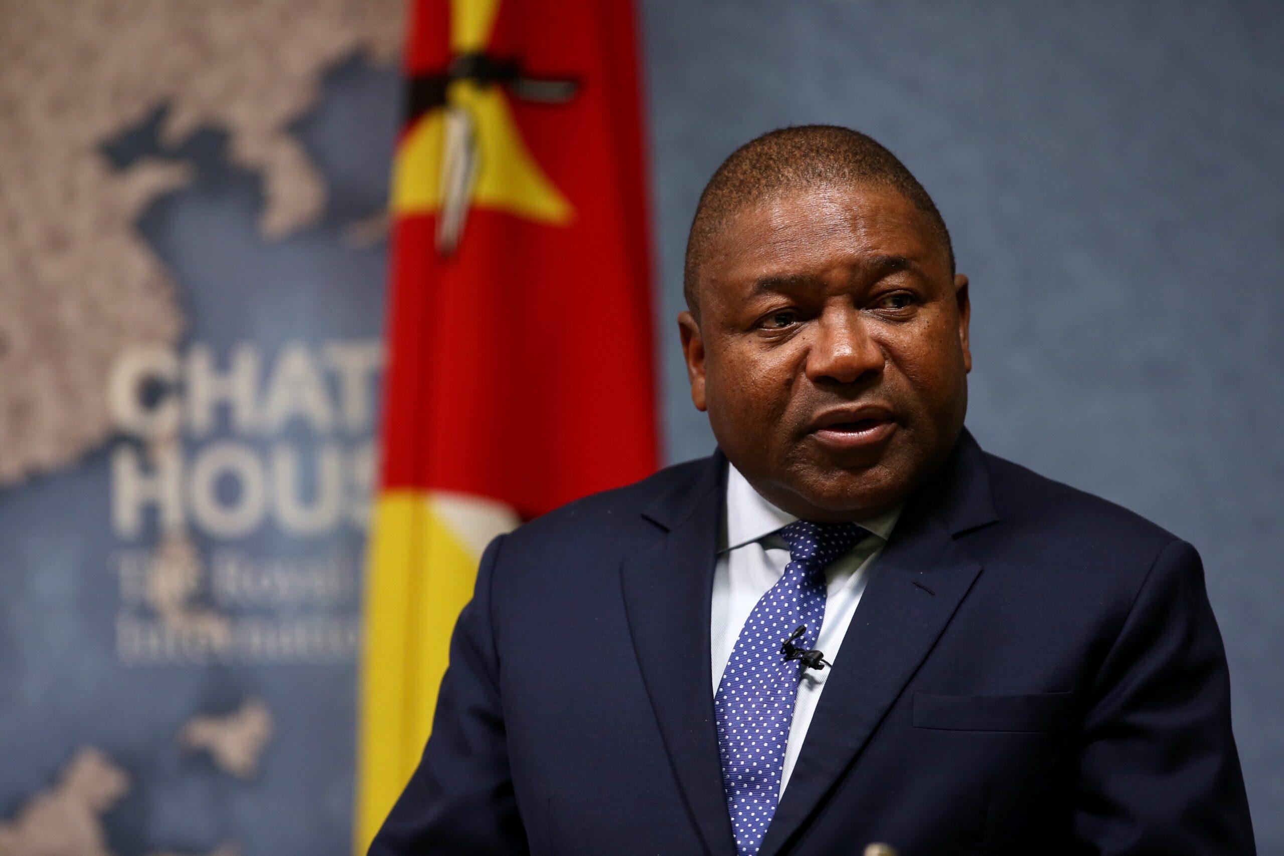 President Nyusi is having a hard time containing terrorist attacks