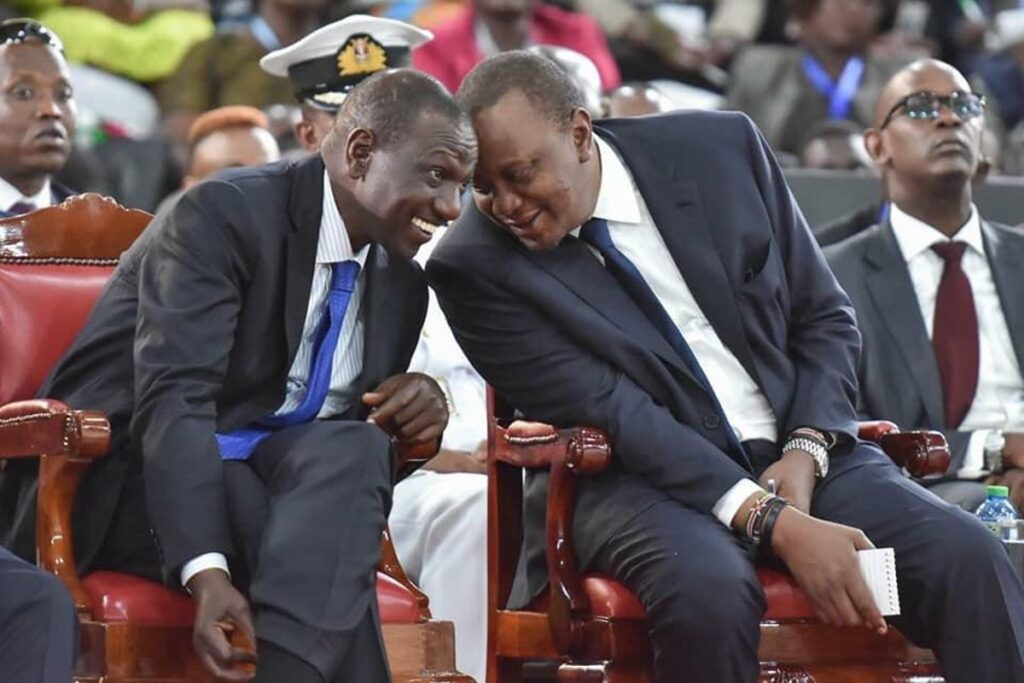 From friends to foes, relations between President Uhuru Kenyatta and his Deputy William Ruto have soured