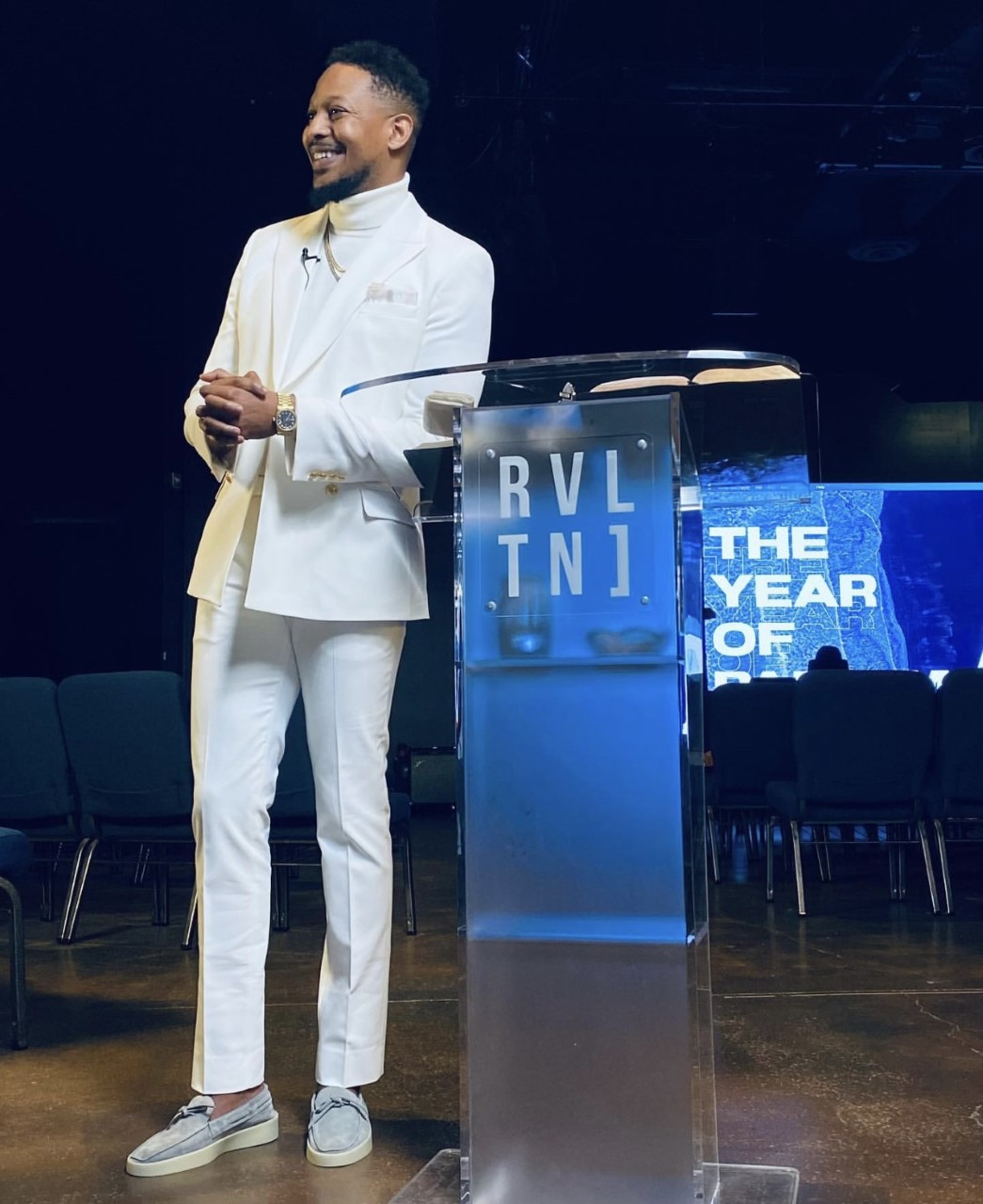 God desires us to be in a higher place with Him, so that we can achieve and receive what He has given us to do,says Prophet Lovy