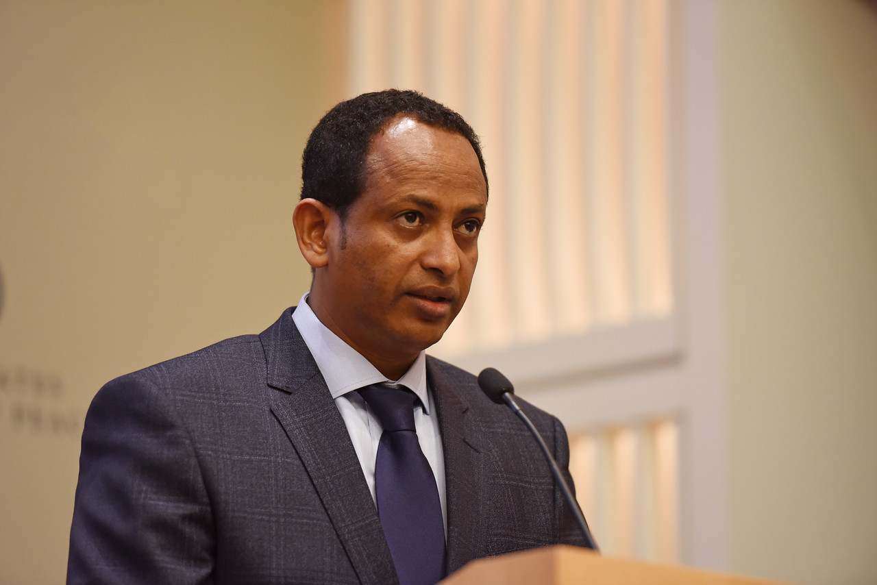 No country in the world would have tolerated the provocation and heinous actions of the TPLF says Ambassador Arega in defence of the response of Ethiopia to crisis in Tigray