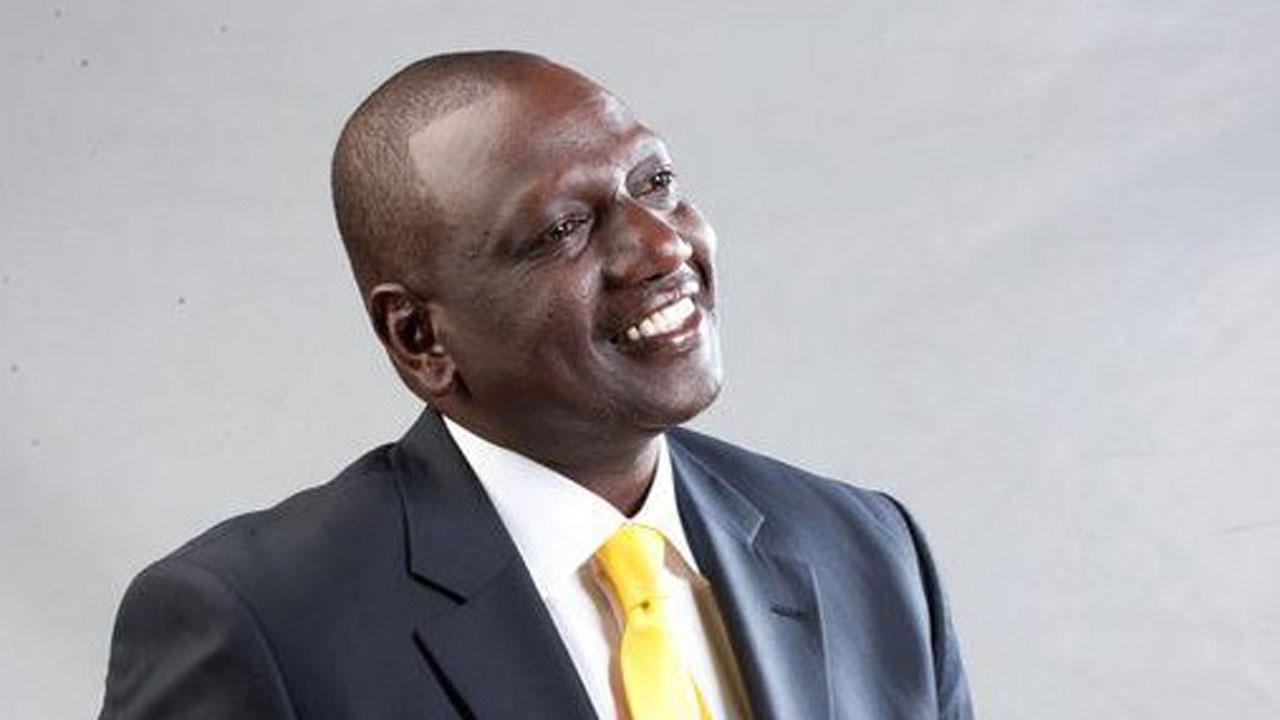 Deputy President Ruto
