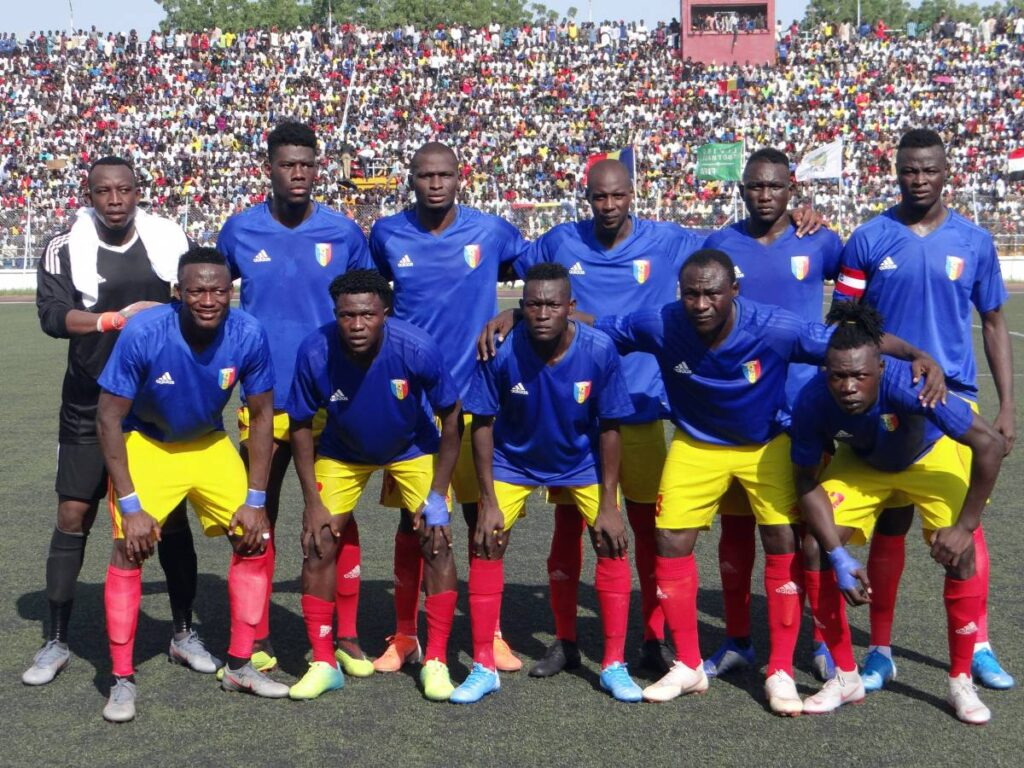 Chad National Team