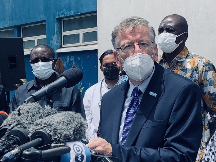 WHO Representative to Kenya Dr Rudi Egger says the vaccine's safety is beyond any doubt