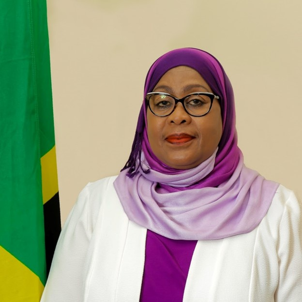 Samia Suluhu Hassan's ascension to the presidential office makes her only the second female President in the whole of East Africa