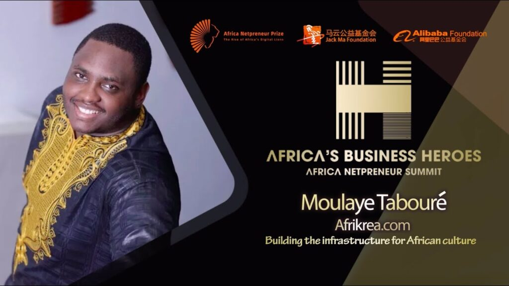 Moulaye Taboure is a prize-winning African entrepreneur who was among 2019's top ten finalists of the Africa's Business Heroes prize competition.