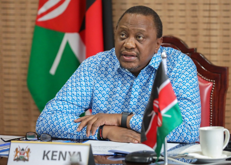 President Uhuru Kenyatta, on Friday, March 26, restricted movement in and out of five counties: Nairobi.Photo credit Xinhua/Charles Onyango