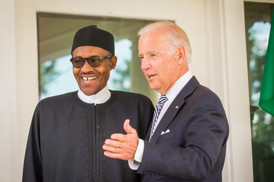 President of Nigeria is one of the leaders invited by President Biden