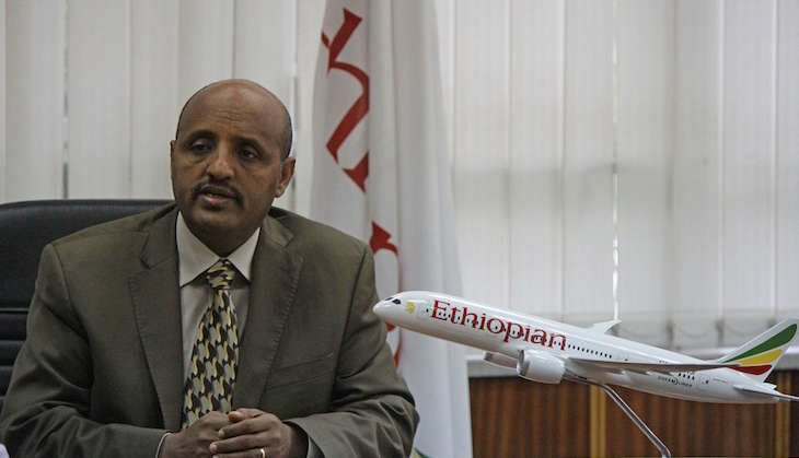 Digital technology is vital to solve many of the problems that arise from the pandemic,says Group CEO of Ethiopian Airlines Tewolde GebreMariam