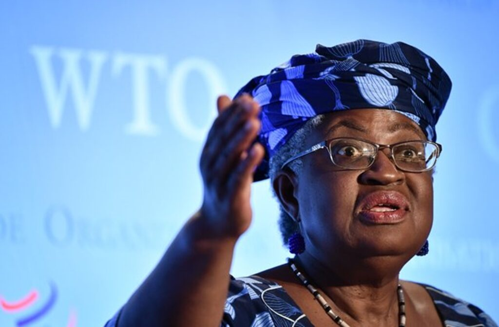 Dr. Ngozi Okonjo-Iweala is the first of African descent to be appointed to oversee the rules of the world trading system