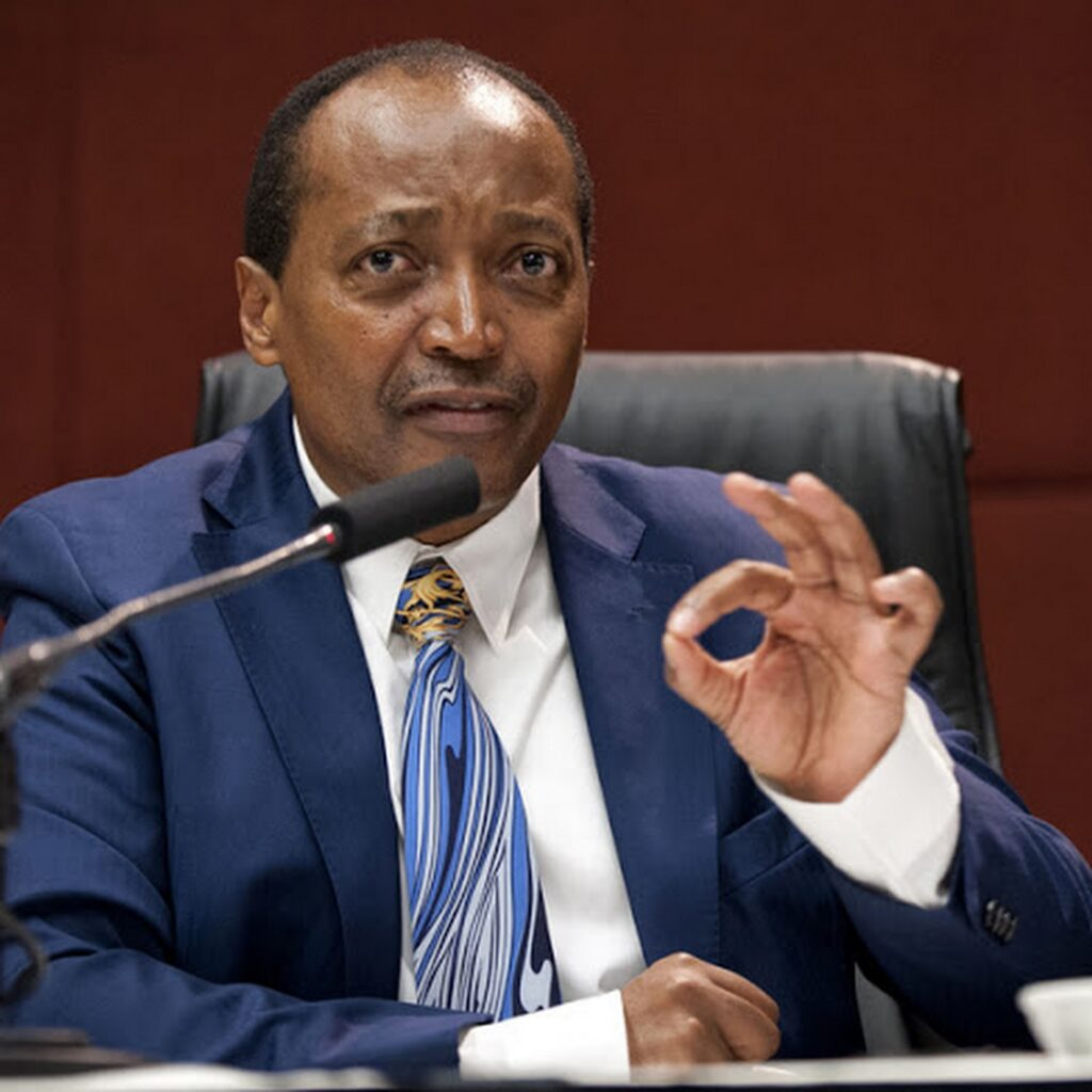 Motsepe says that one of his  key priorities at the present moment is to improve CAF's financial fortunes.Photo credit Martin Rhodes/BusinessLIVE