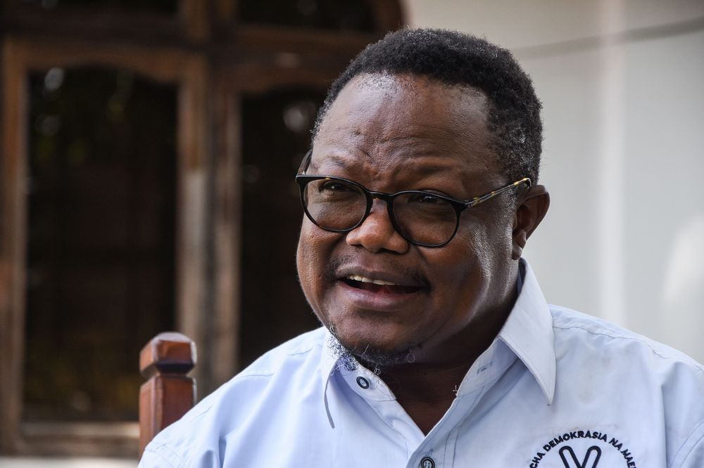 In the absence of official communication about President Magufuli,opposition leader Tundu Lissu has been the major source of information
